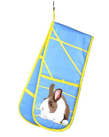 Rabbit Oven Gloves