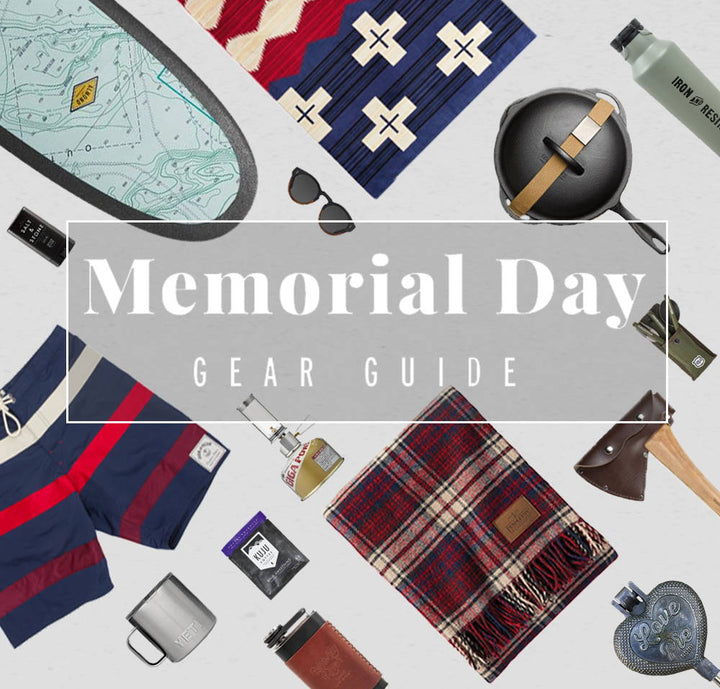 Memorial Day Weekend: An Epic Gear Guide