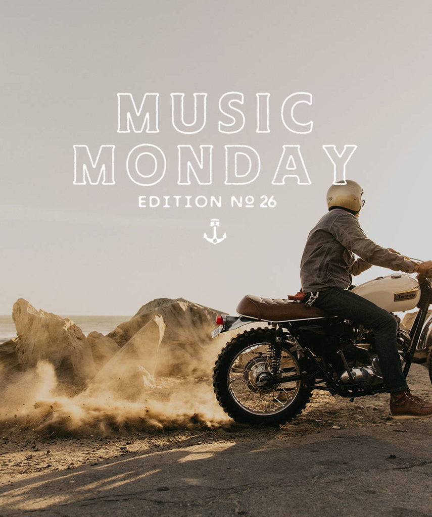 Music Monday: Edition No. 26 - Burnin' Rubber