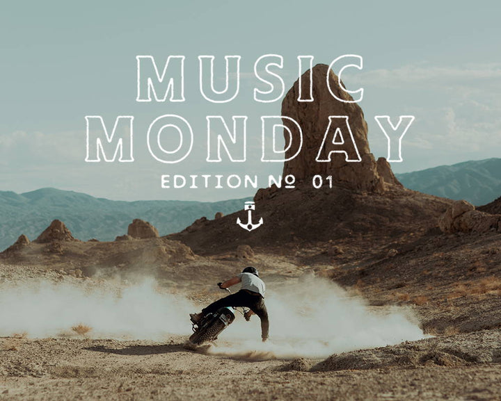 Music Monday: Edition No 1 - Back On That Grind