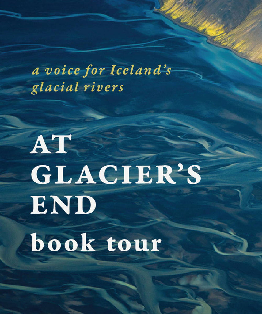 At Glacier's End: Pop Up & Book Signing With Chris Burkard