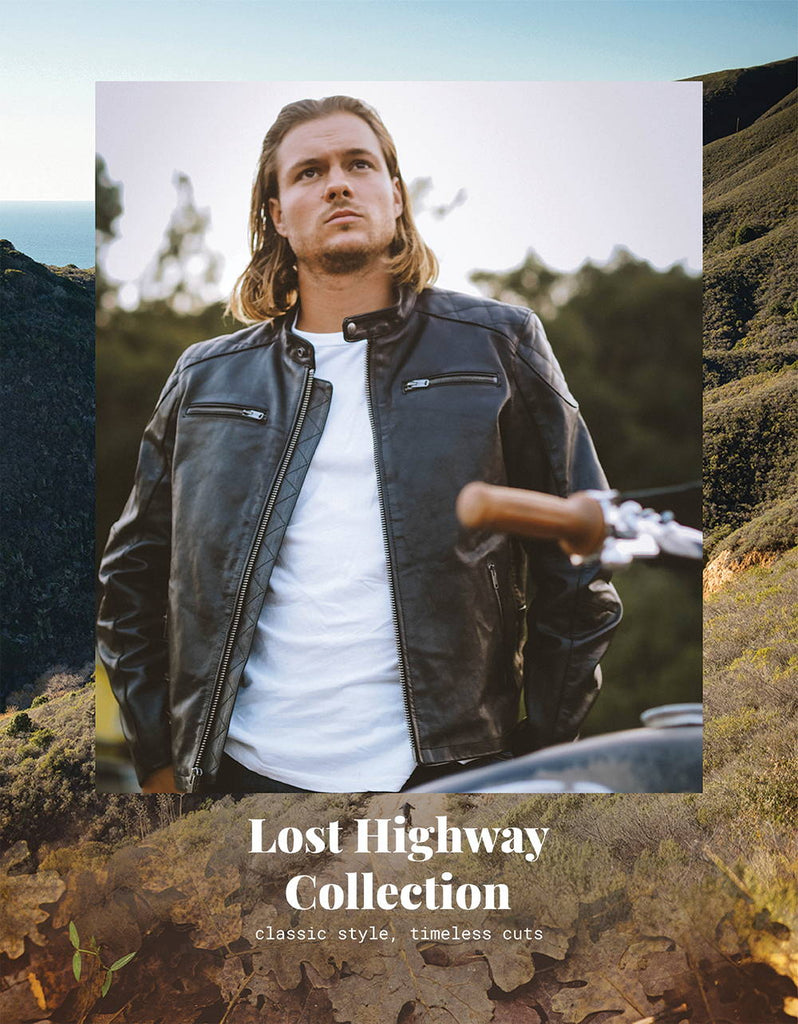Lost Highway Collection: Built For Miles Of Wear
