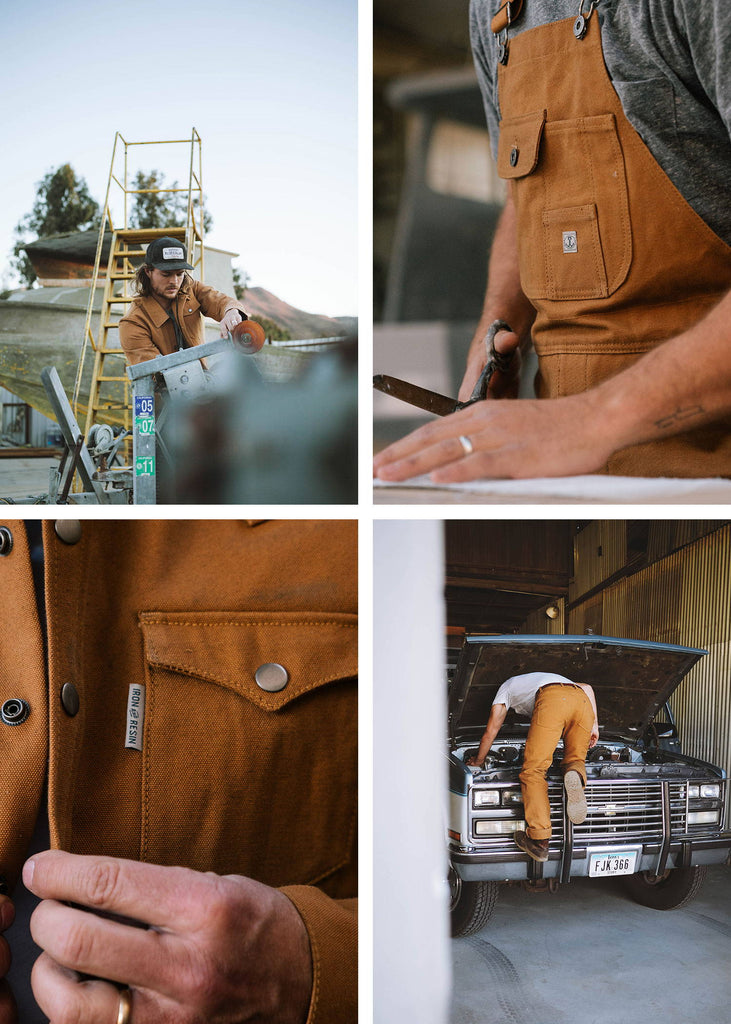 Workwear Built With A Purpose
