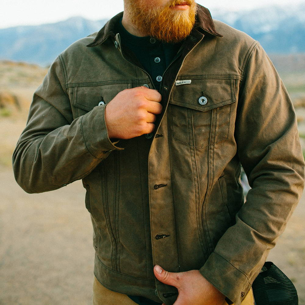 The Rambler Jacket: Often Imitated. Never Duplicated.