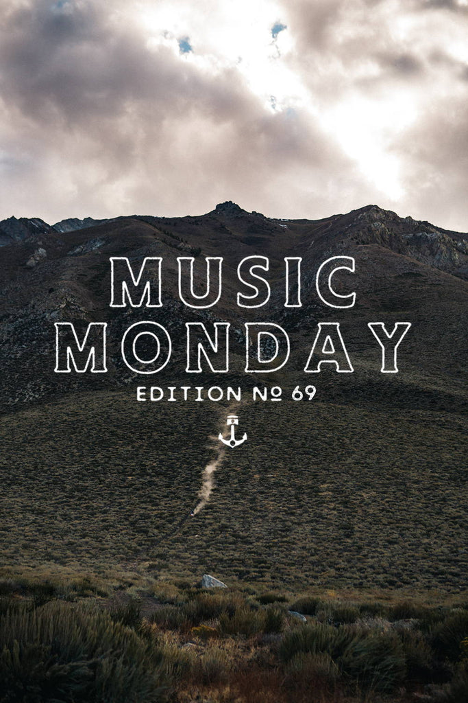 Music Monday: Edition No. 69 - Get Lost To Get Found