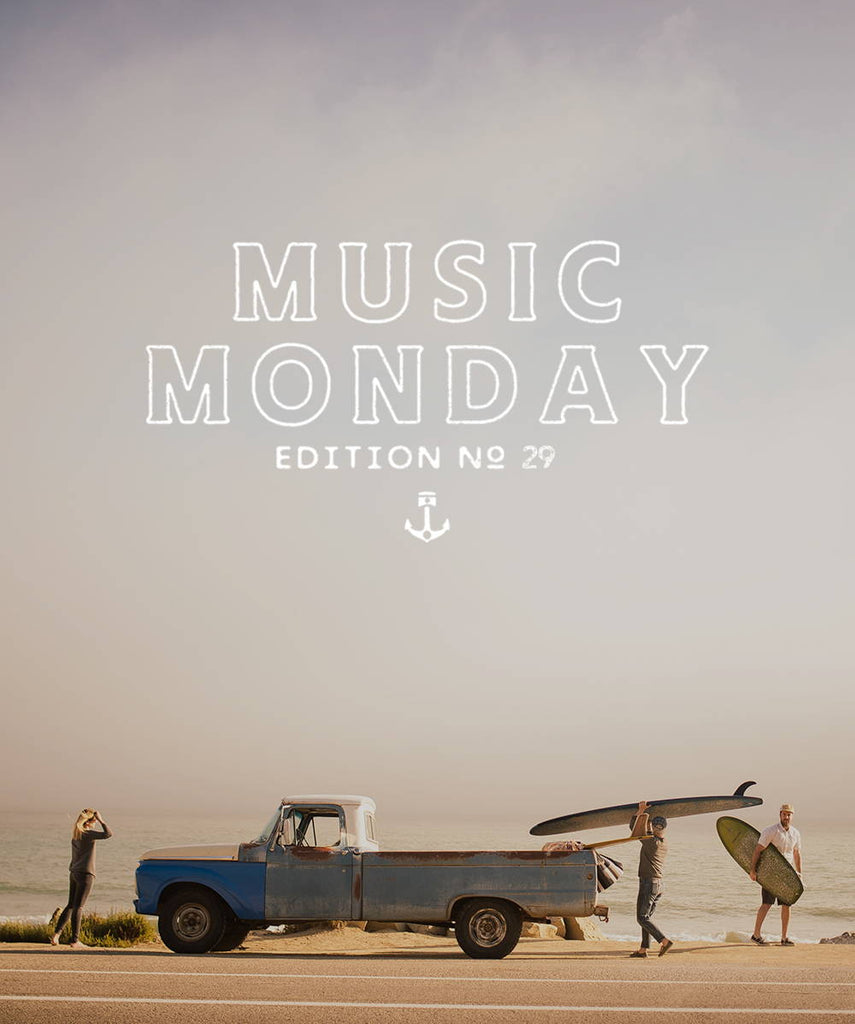 Music Monday: Edition No. 29 - No Worries Mon... Day.