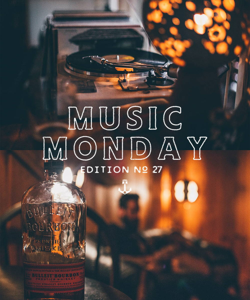 Music Monday: Edition No. 27 - Got 99 Problems, But Monday Ain't One