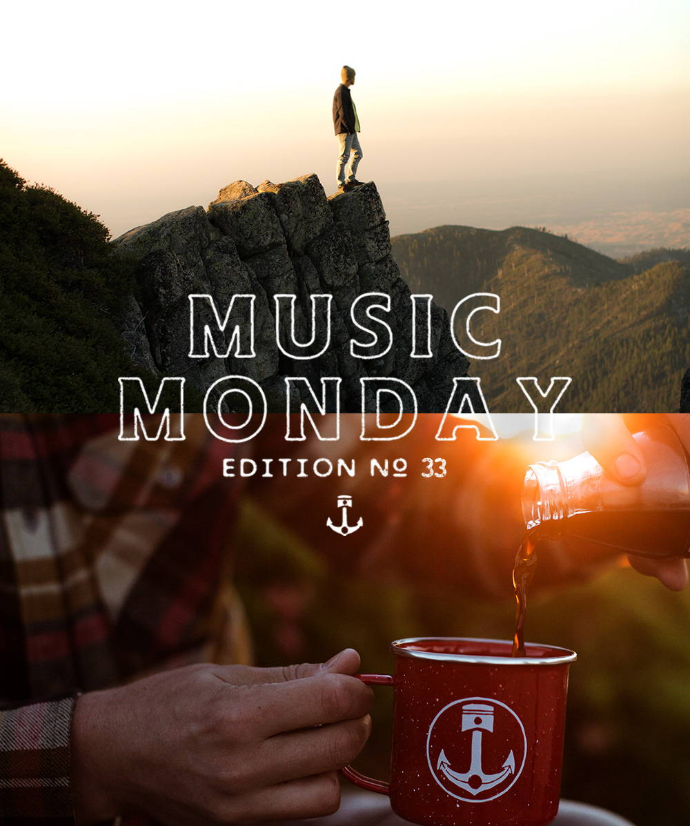 Music Monday: Edition No. 33 - New Month, New Tunes