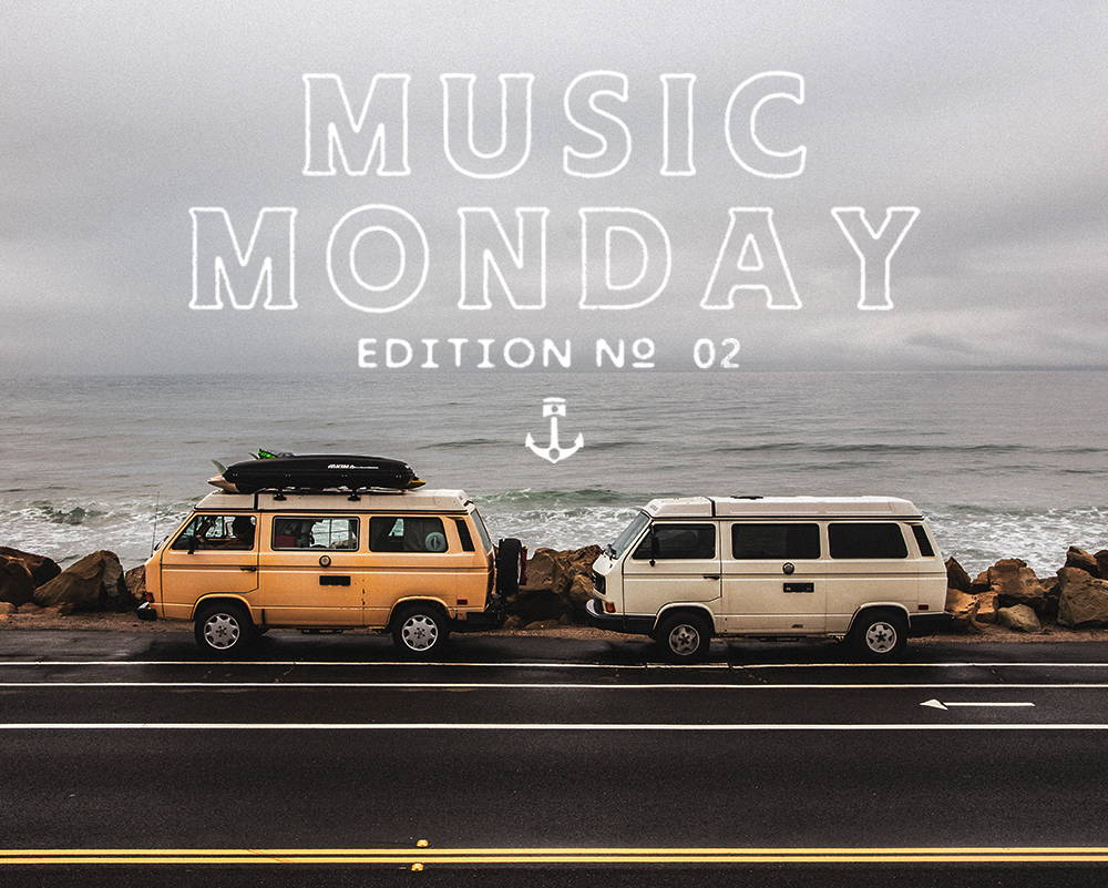 Music Monday: Edition No 2 - A Brand New Lineup