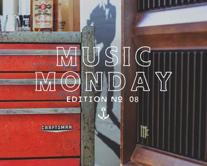 Music Monday: Edition No. 8 - Garage Jams