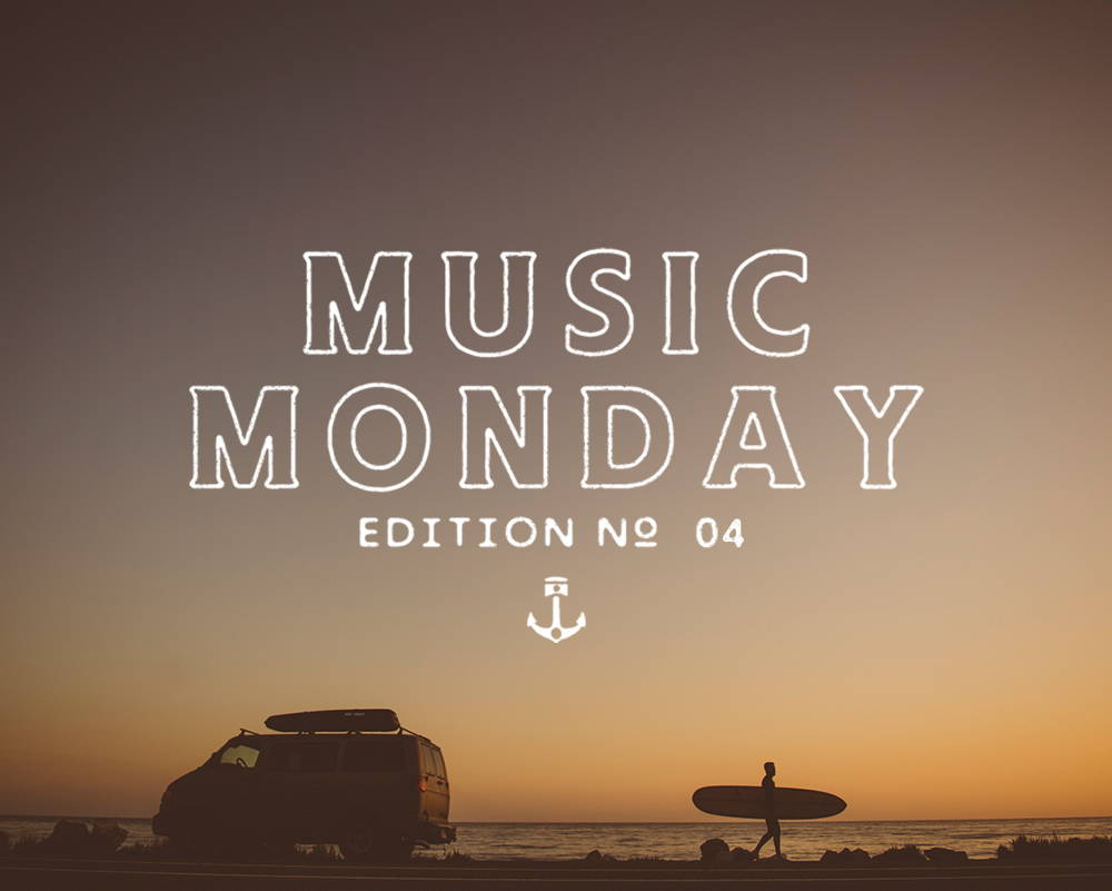 Music Monday: Edition No 4 - Dawn Patrol