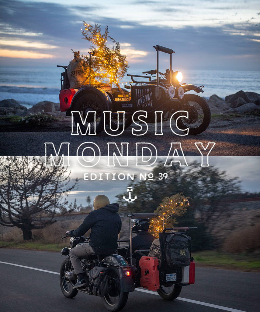Music Monday: Edition No. 39 - Happy Holidays, Ya Filthy Animals