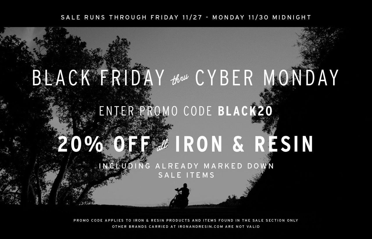 Black Friday Sale - Cyber Monday