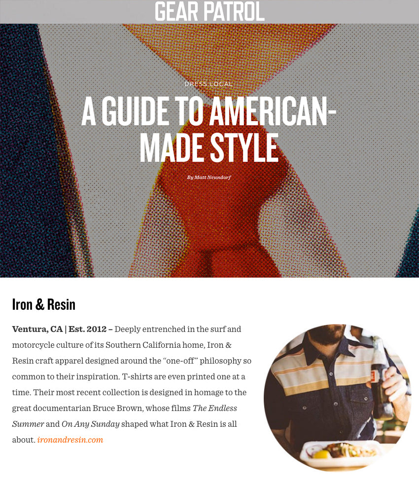 Best American Made Mens Brand