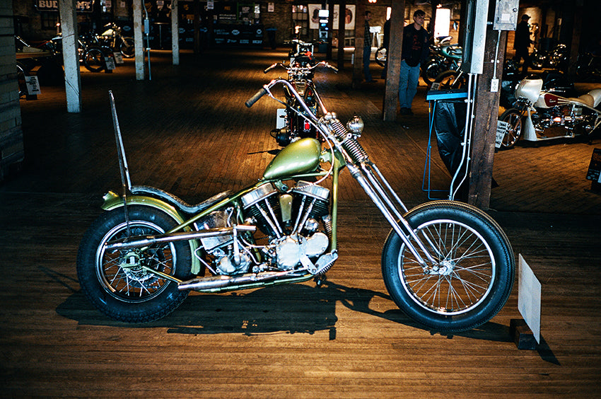 mama tried harley triumph van chopper milwaukee