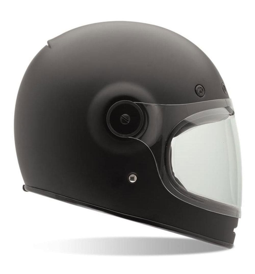 Bell Bullitt Full Face Helmet - Matte Black, M - Display Model - Riding - Iron and Resin