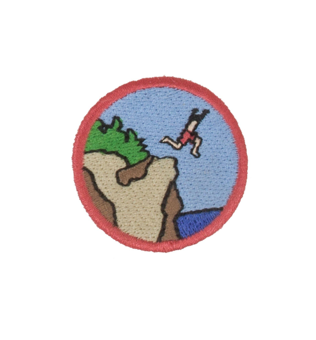 INR Merit Badge - Stickers/Pins/Patches - Iron and Resin
