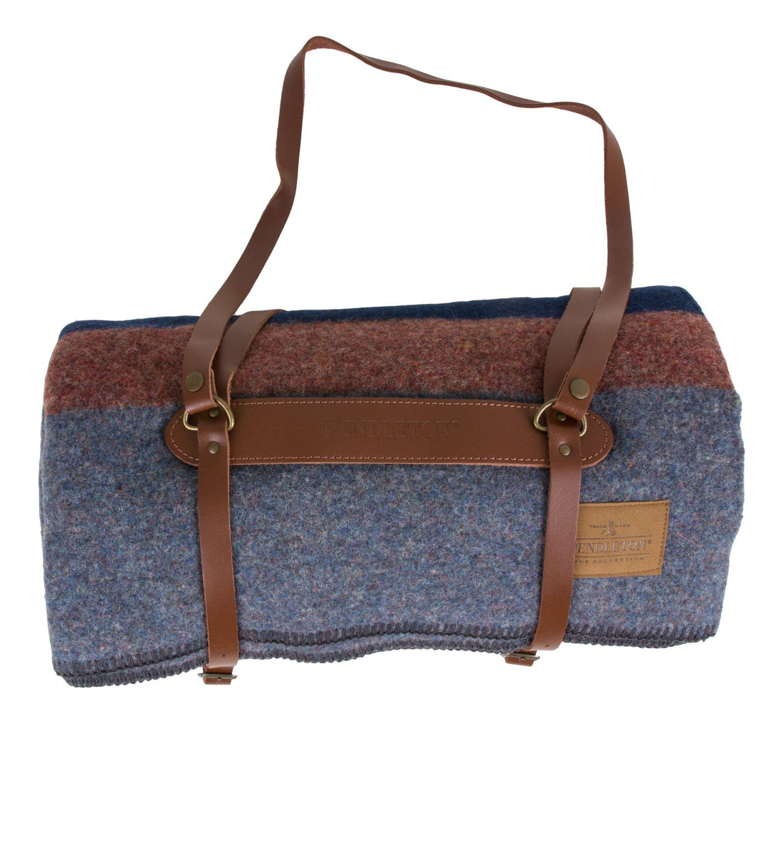 Pendleton Woolen Mills Yakima Twin Blanket w/ Carrier - Home Essentials - Iron and Resin