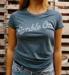 Womens Ramble On Tee - Tops - Iron and Resin