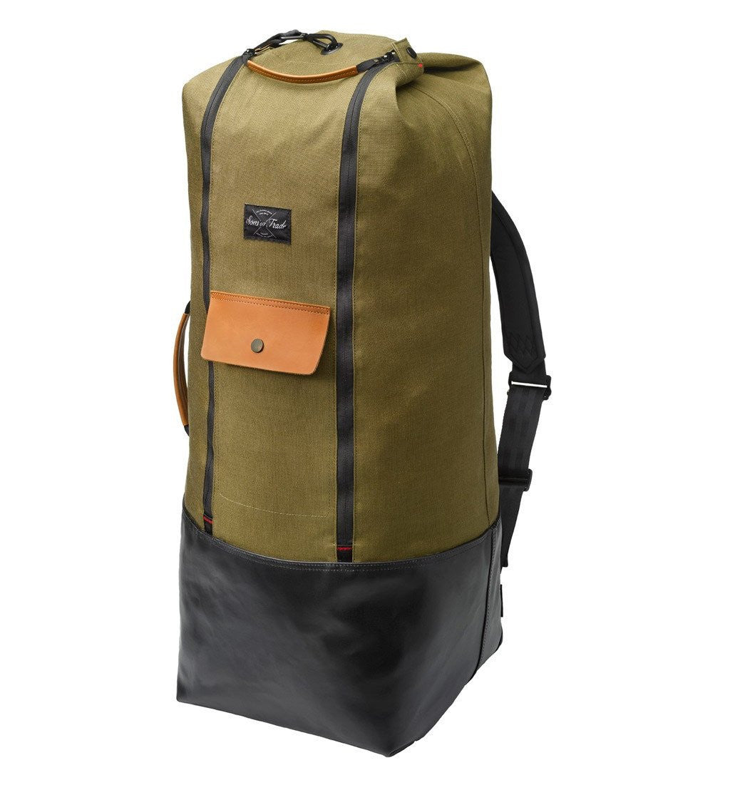 Sons Of Trade Land + Sea Duffle - Accessories: Bags - Iron and Resin
