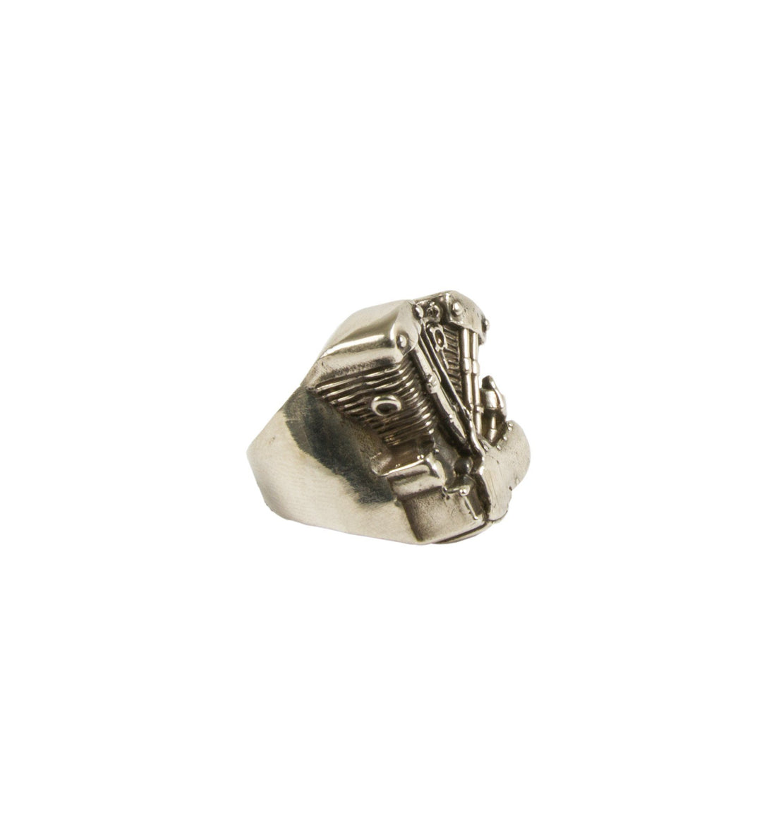Repop Mfg - Knucklehead Ring - Jewelry - Iron and Resin