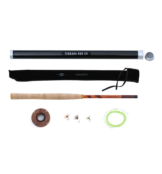 Tenkara Sawtooth Package