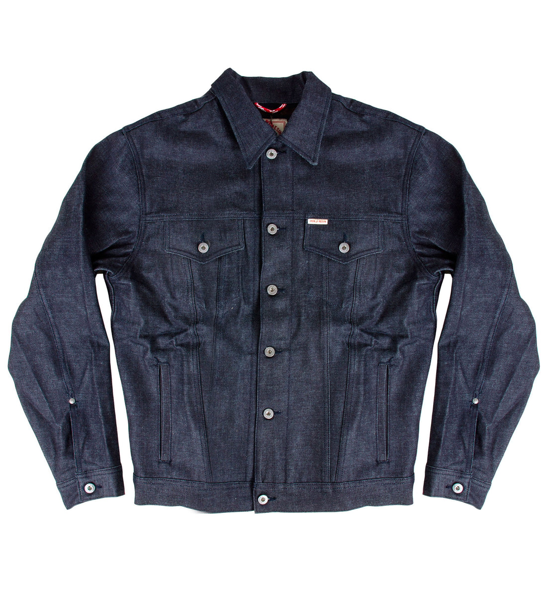 Rambler Jacket Denim - Outerwear - Iron and Resin
