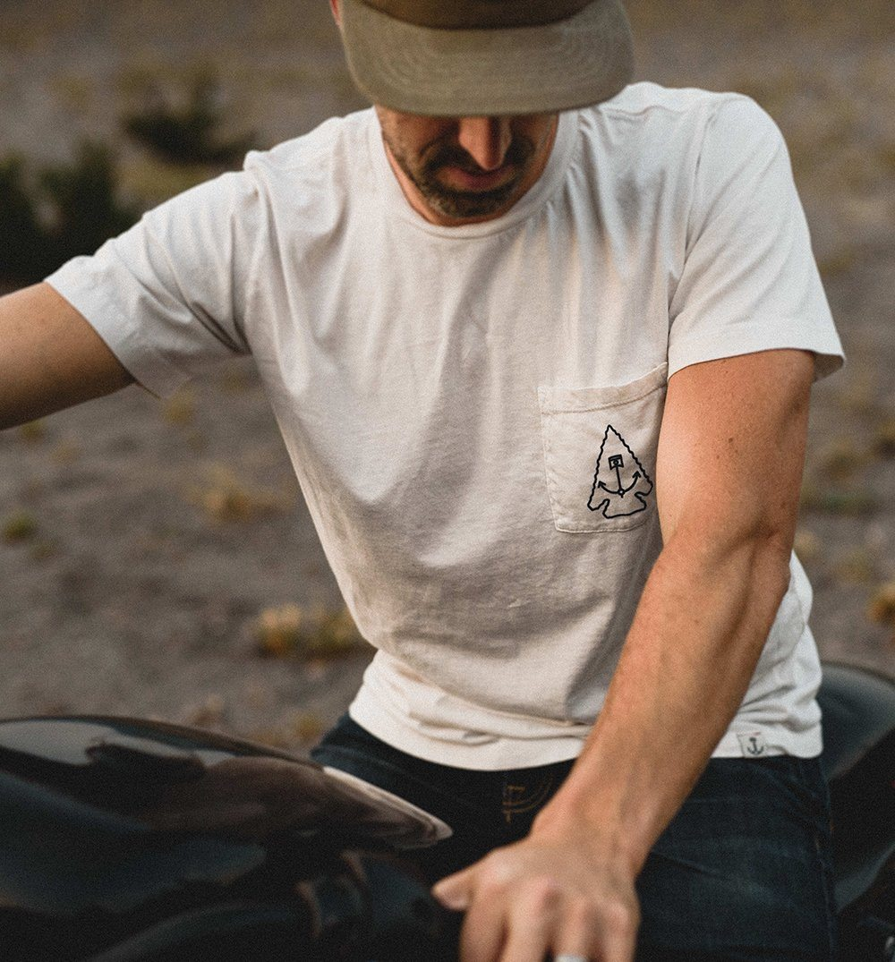 Apache Pocket Tee - Tops - Iron and Resin