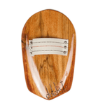 Dutch Handplane- Old Reliable - Surf - Iron and Resin