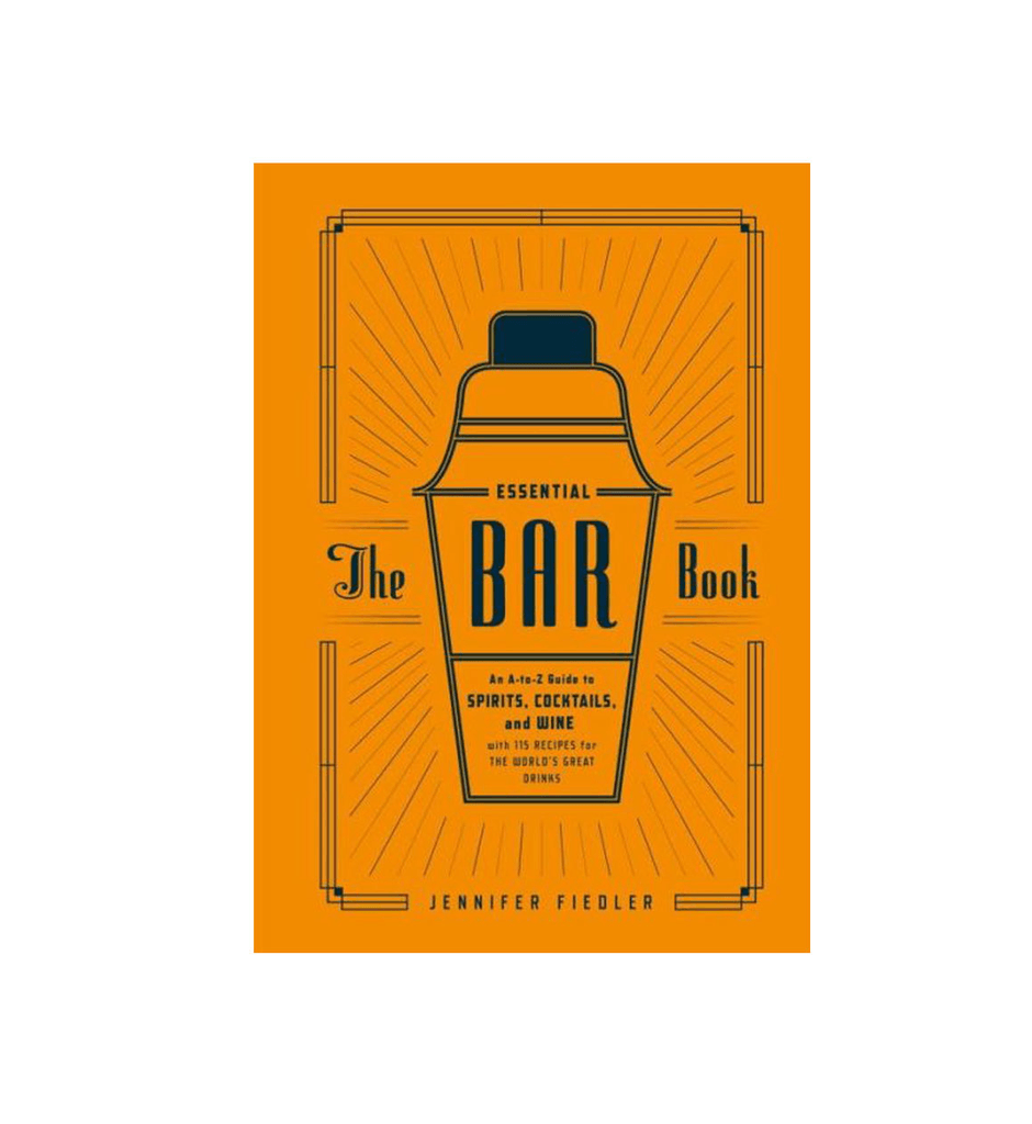 The Essential Bar Book - Accessories: Books - Iron and Resin