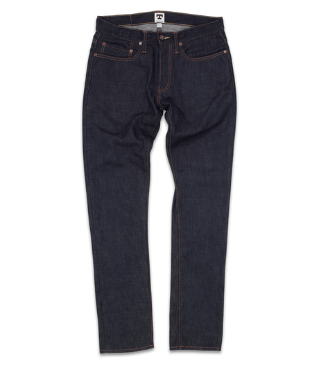 TELLASON GUSTAVE SLIM TAPERED 14.75oz - Apparel: Men's: Pants - Iron and Resin