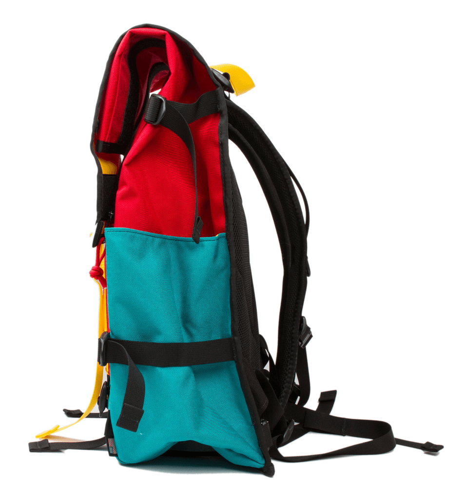 Topo Designs Flap Pack - Bags/Luggage - Iron and Resin