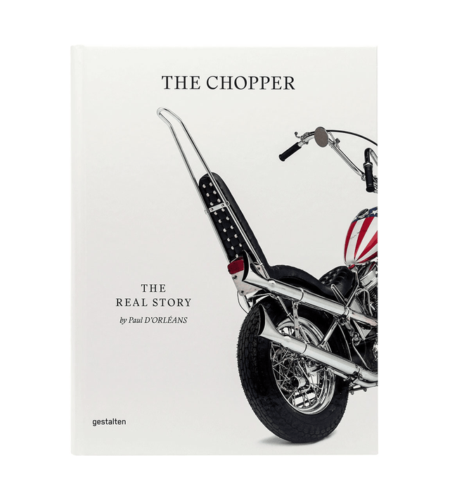 The Chopper - Accessories: Books - Iron and Resin