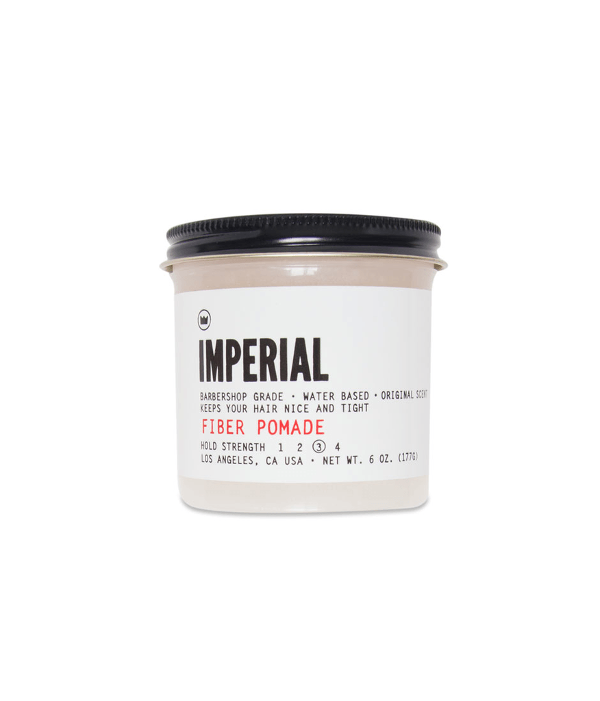 IMPERIAL FIBER POMADE - Grooming: Hair - Iron and Resin