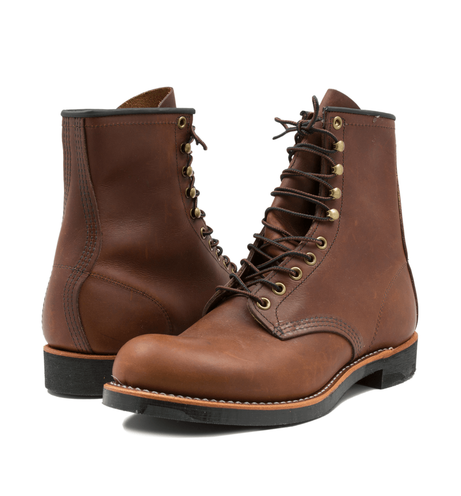 Red Wing 8-Inch Harvester - Shoes: Men's: Boots - Iron and Resin