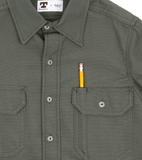 Tellason Clampdown 8oz Canvas Shirt