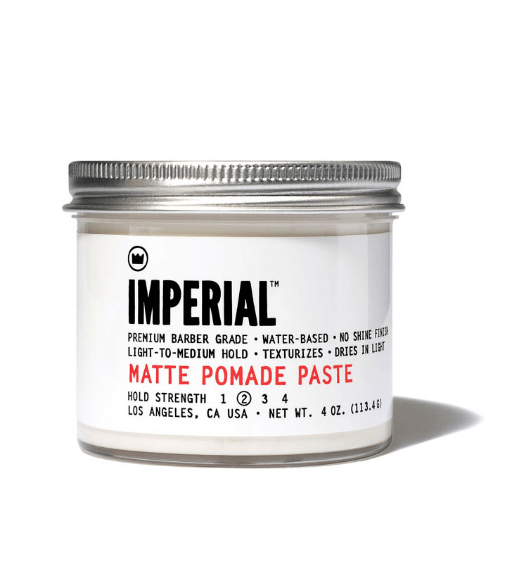 Imperial Matte Pomade - Grooming - Iron and Resin