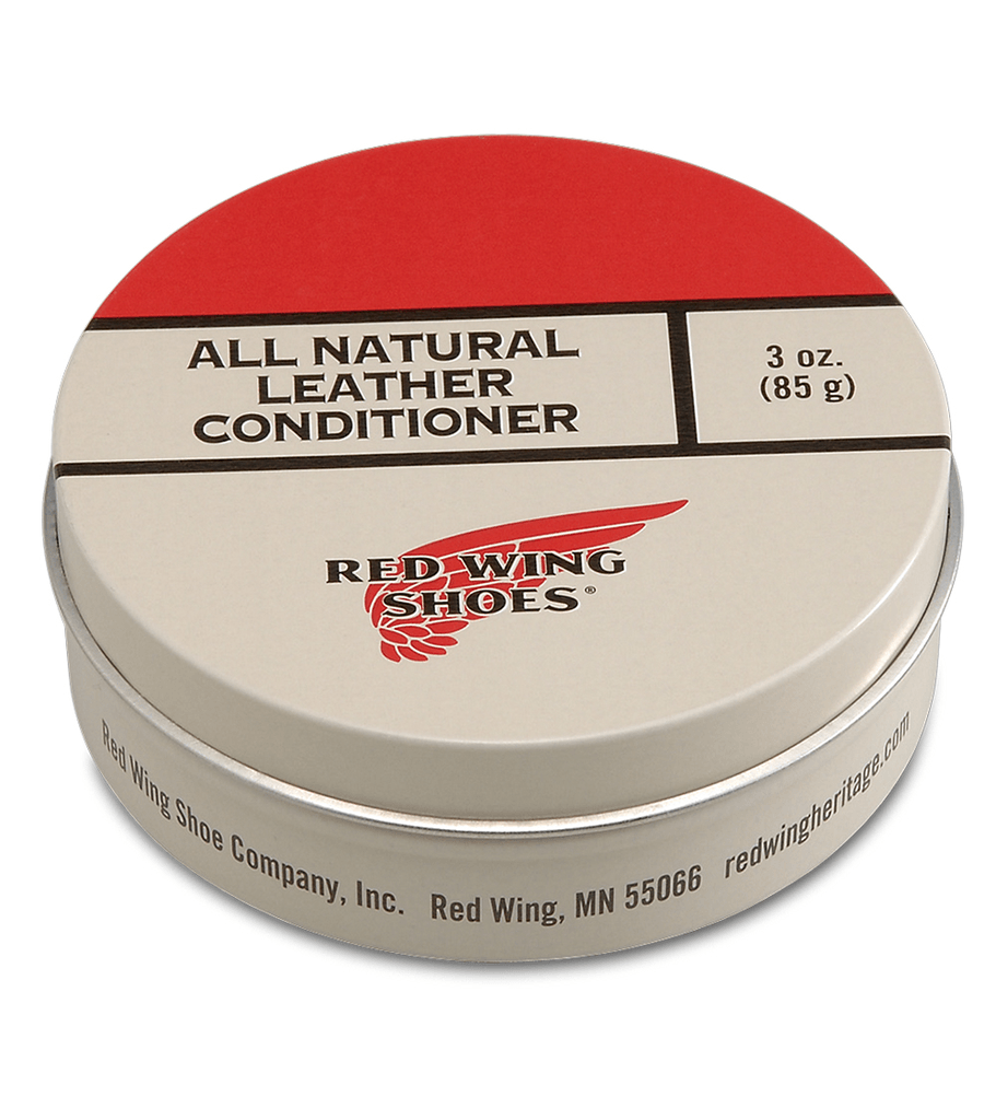 Red Wing All Natural Leather Conditioner - Shoes: Men's: Boots - Iron and Resin