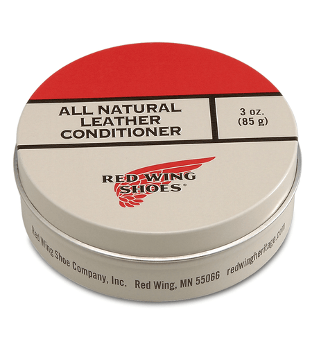 Red Wing All Natural Leather Conditioner - Footwear Essentials - Iron and Resin