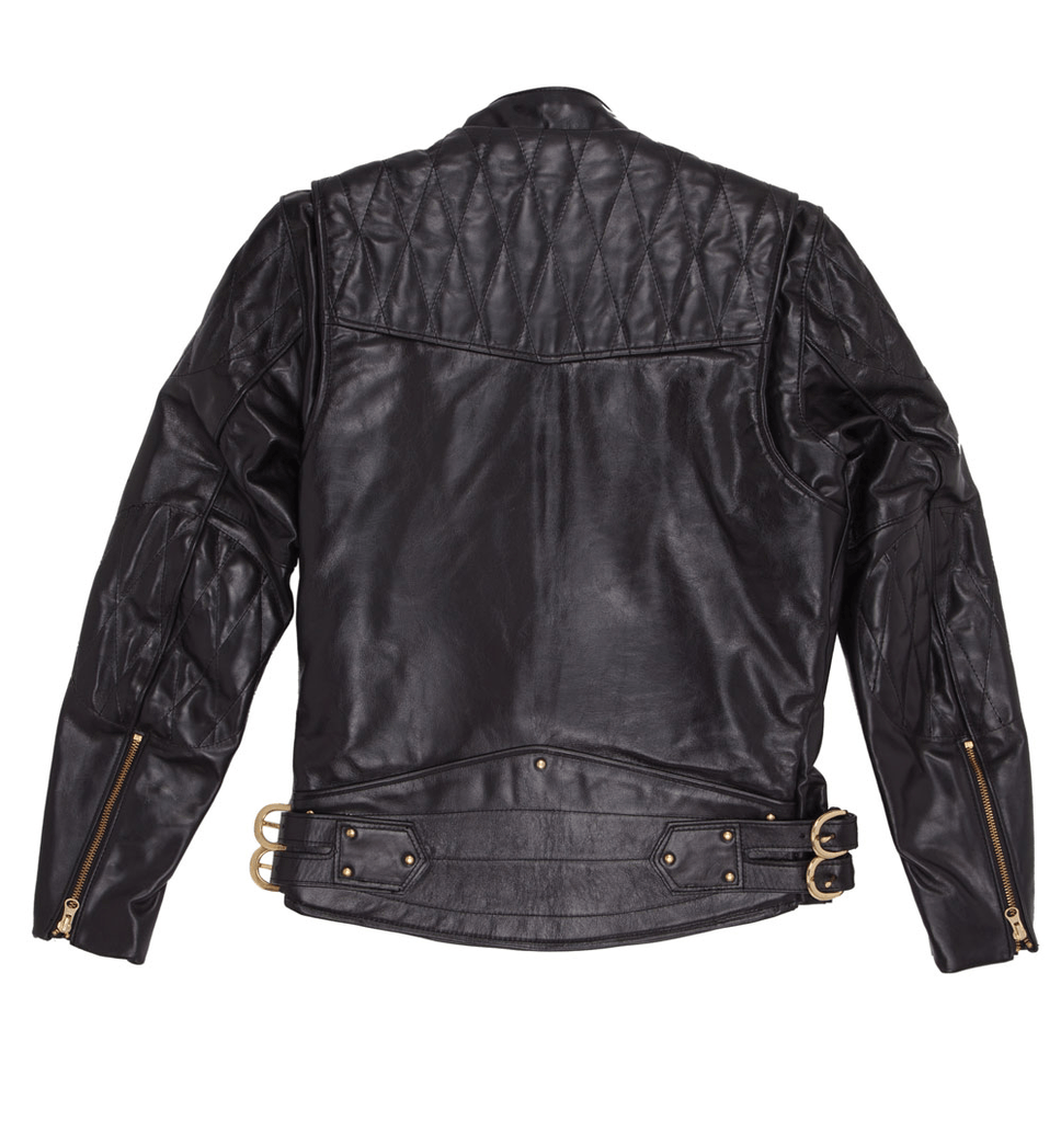 Vanson Leathers Chopper Jacket - Apparel: Men's: Outerwear - Iron and Resin