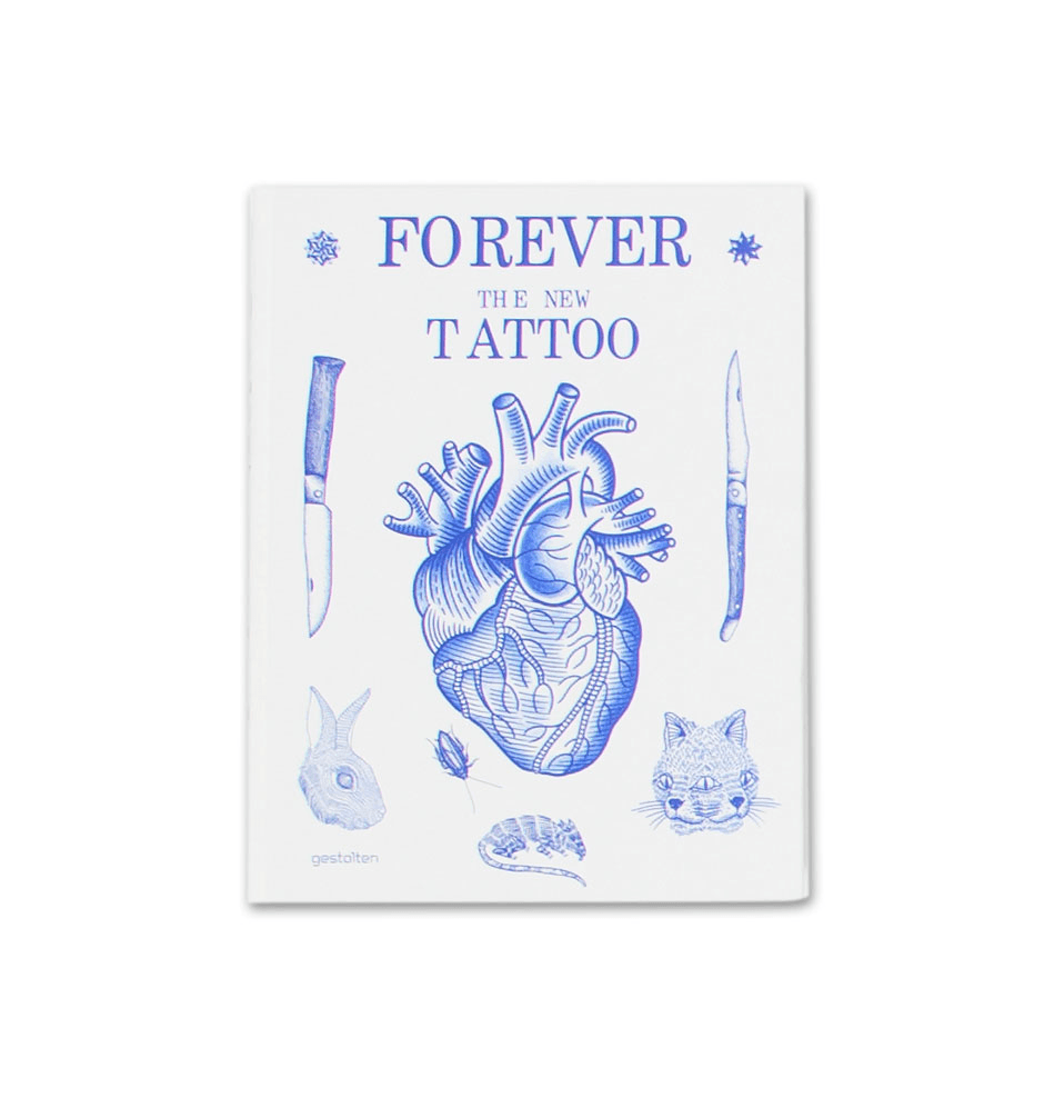 Forever: The New Tattoo - Accessories: Books - Iron and Resin