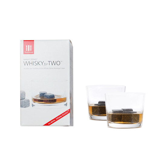 Whiskey Stones For Two - Kitchenware - Iron and Resin