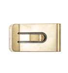 LHN Swallow Money Clip - Jewelry: Men's - Iron and Resin