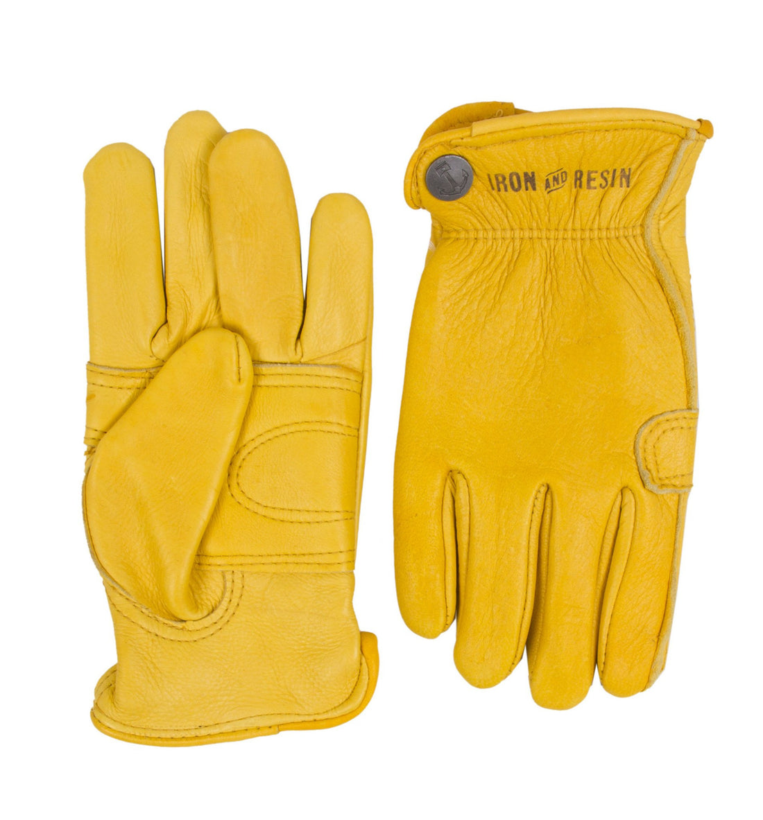 Cafe Glove - Moto: Gloves - Iron and Resin