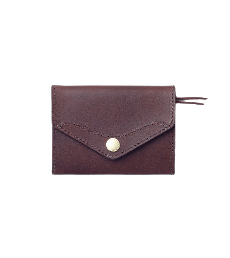 Tanner Goods Scout Wallet - Accessories: Wallets - Iron and Resin