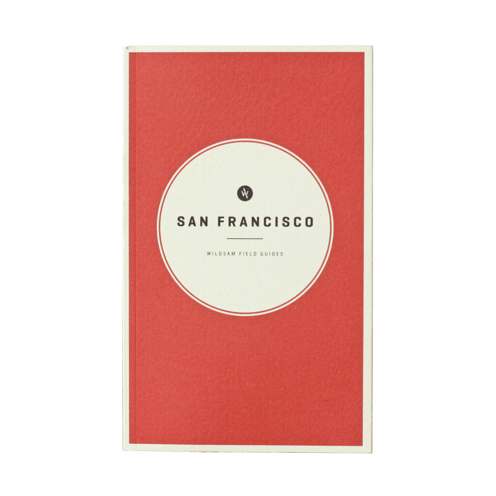 Wildsam Field Guide - San Francisco - Outdoor Living/Travel - Iron and Resin