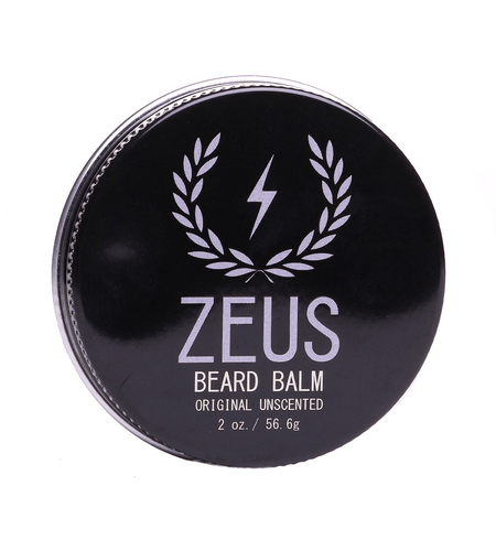 Zeus Beard Balm - Grooming - Iron and Resin