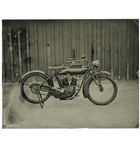 Lisa Dodge Tin Type- Indian Powerplus