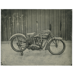 Lisa Dodge Tin Type- Excelsior