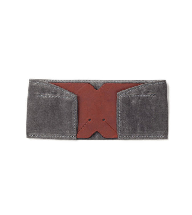 Tanner Goods - WorkaDay Wallet - Accessories: Wallets - Iron and Resin